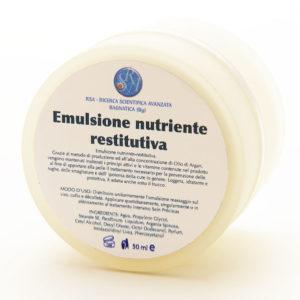 Emulsione nutriente restitutiva